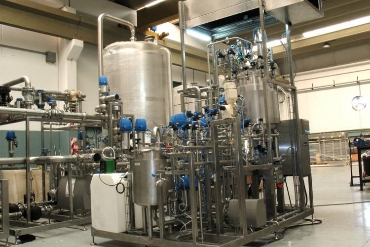 Edelflex - Plantas de dosificación - Dosing Plants