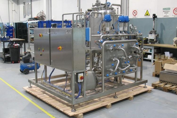 Edelflex - Sistema de Dosificación. Dosing system