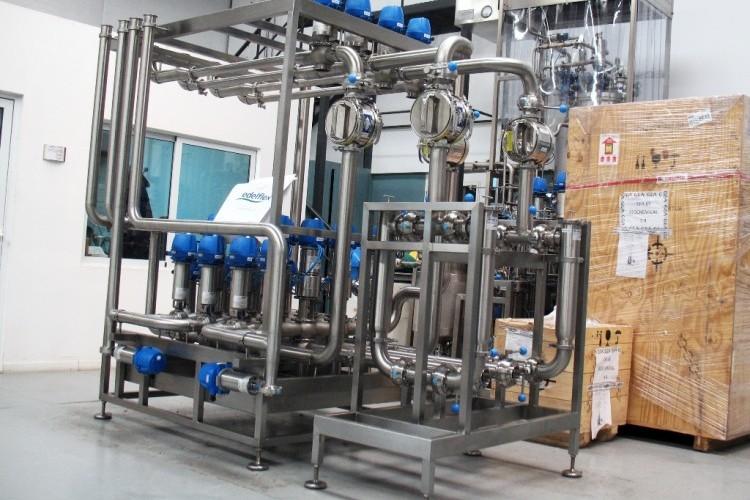 Edelflex - Reactores, Plantas Automáticas e Instalaciones.