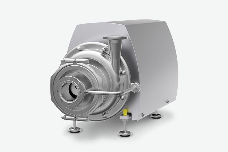 Edelflex - bombas centrífugas higiénicas autocebantes Hilge TPS GEA