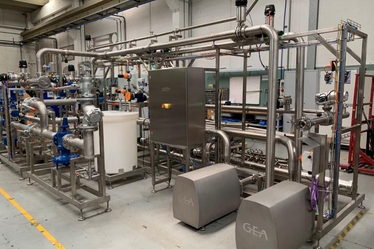 Edelflex - Estaciones CIP/SIP Completas CIP Cleaning in Place