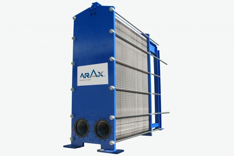 Edelflex - Intercambiador de calor ARAX Free Flow