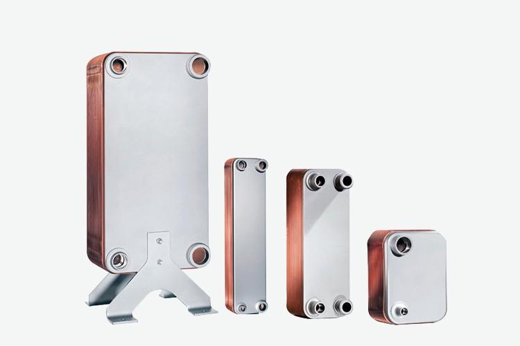 Edelflex - Intercambiador de calor solbrazado Kelvion GBS