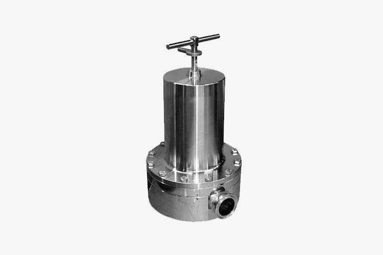 Edelflex - Válvula reguladora de presión steriflow