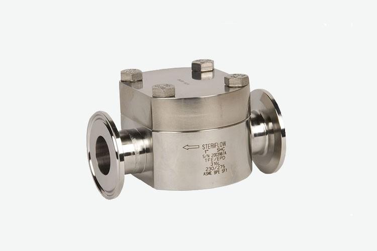 Edelflex - Válvula de retención sanitaria steriflow