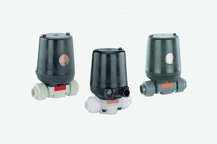 Edelflex - Válvulas de diafragma plástica GEMÜ