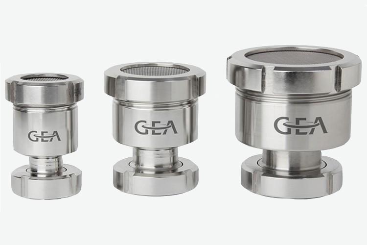 Edelflex - Válvula aséptica de vacío GEA Aseptomag