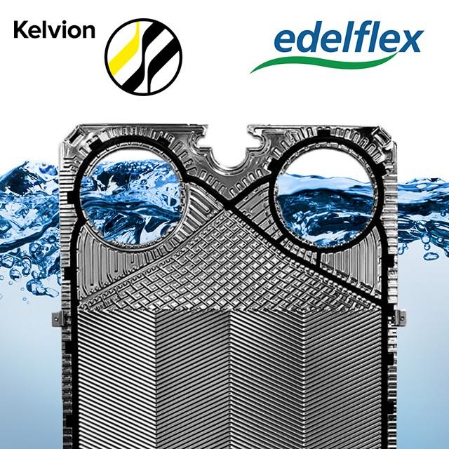 Edelflex - Manejo de Fluidos - Intercambiadores de calor