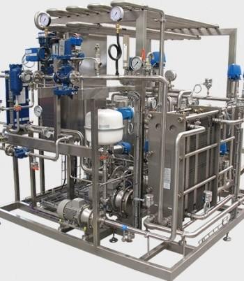 Edelflex - Plantas para Esterilización y Pasteurización - Sterilization and Pasteurization plants