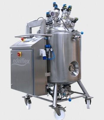 Edelflex - Reactores, Plantas Automáticas e Instalaciones