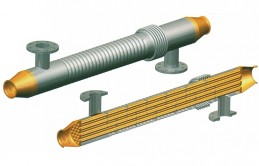 Edelflex - intercambiadores de calor de tubos HRS