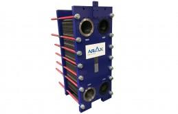 Edelflex - Intercambiador de calor de placas ARAX LWC