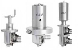Edelflex - Válvula aséptica de corte GEA Aseptomag