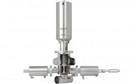 Edelflex - Válvula aséptica doble cámara GEA Aseptomag